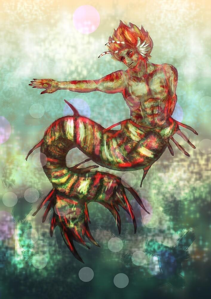 Merman by rosemask22