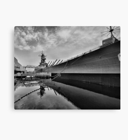 Last Port Canvas Print