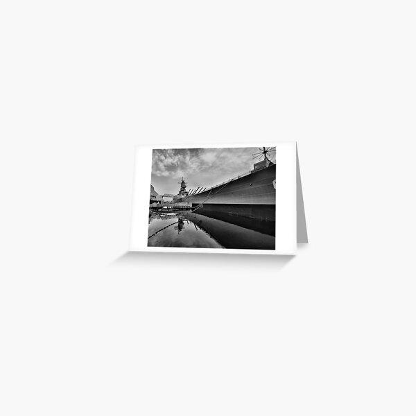 Last Port Greeting Card