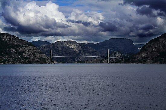 Norway Fjords by Veronica Ek
