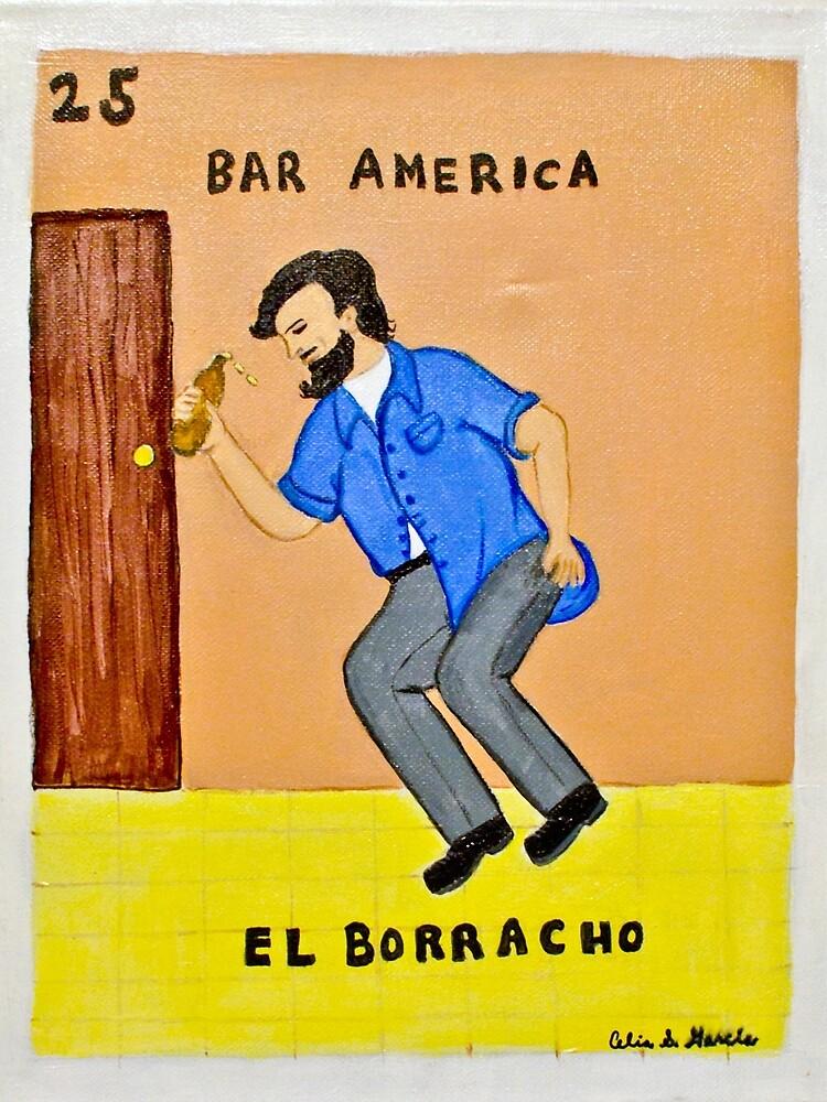 El Borracho by CeliaSGarciaArt
