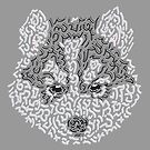 Husky Puppy by Karotene