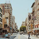 Downtown Los Angeles VI by Pascal Deckarm