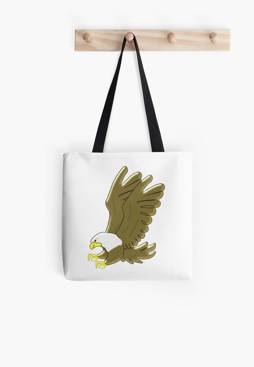 Bald Eagle by biglnet