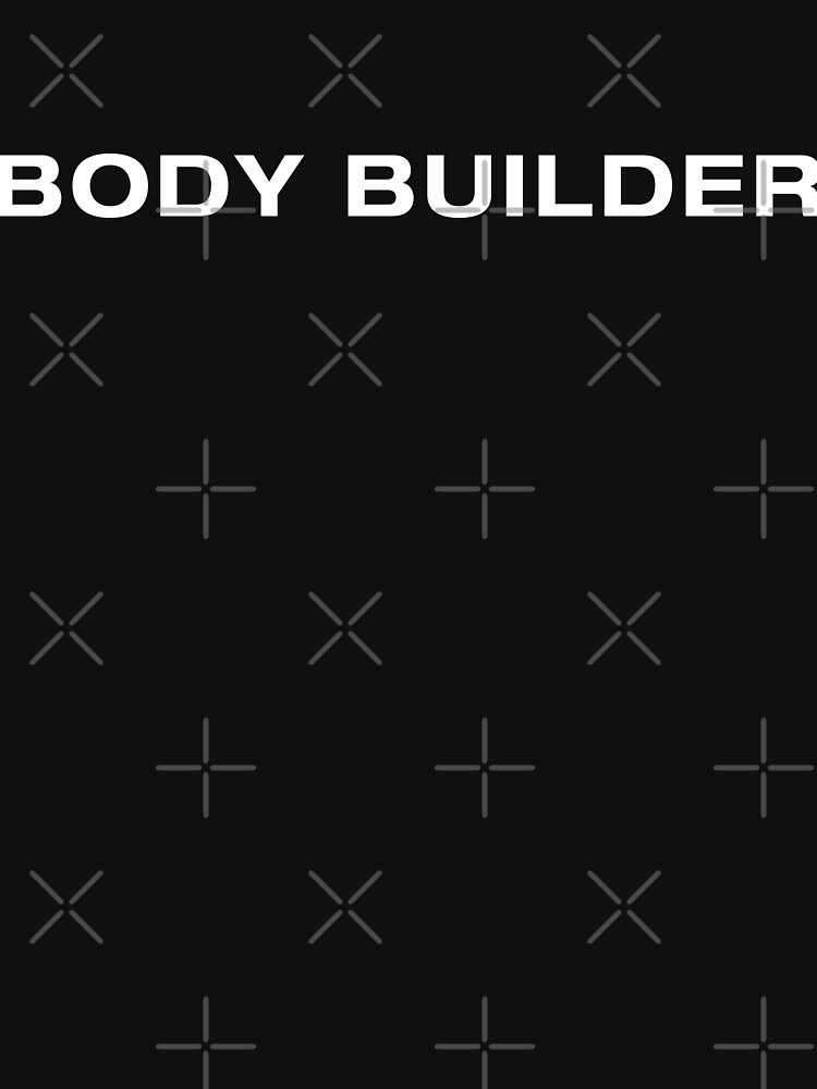 Body Builder (White Text) by RoufXis