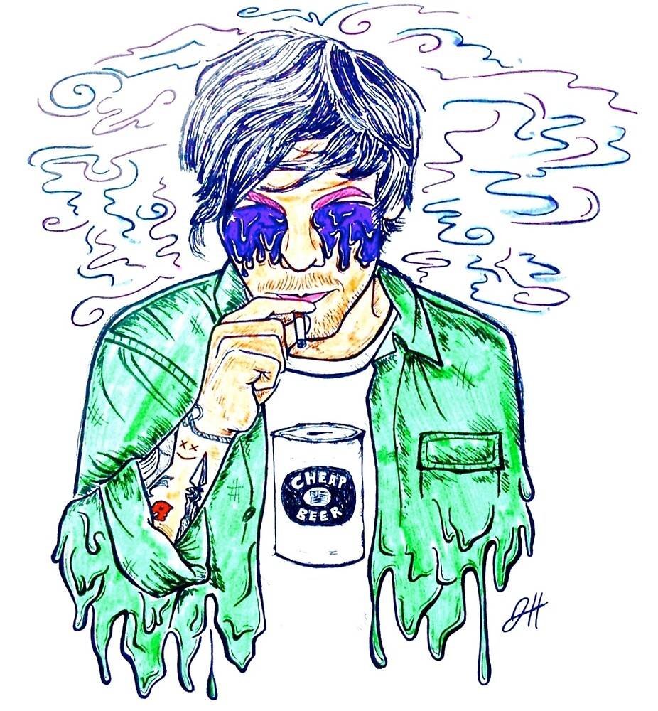 Zombie Louis  by amazingsin