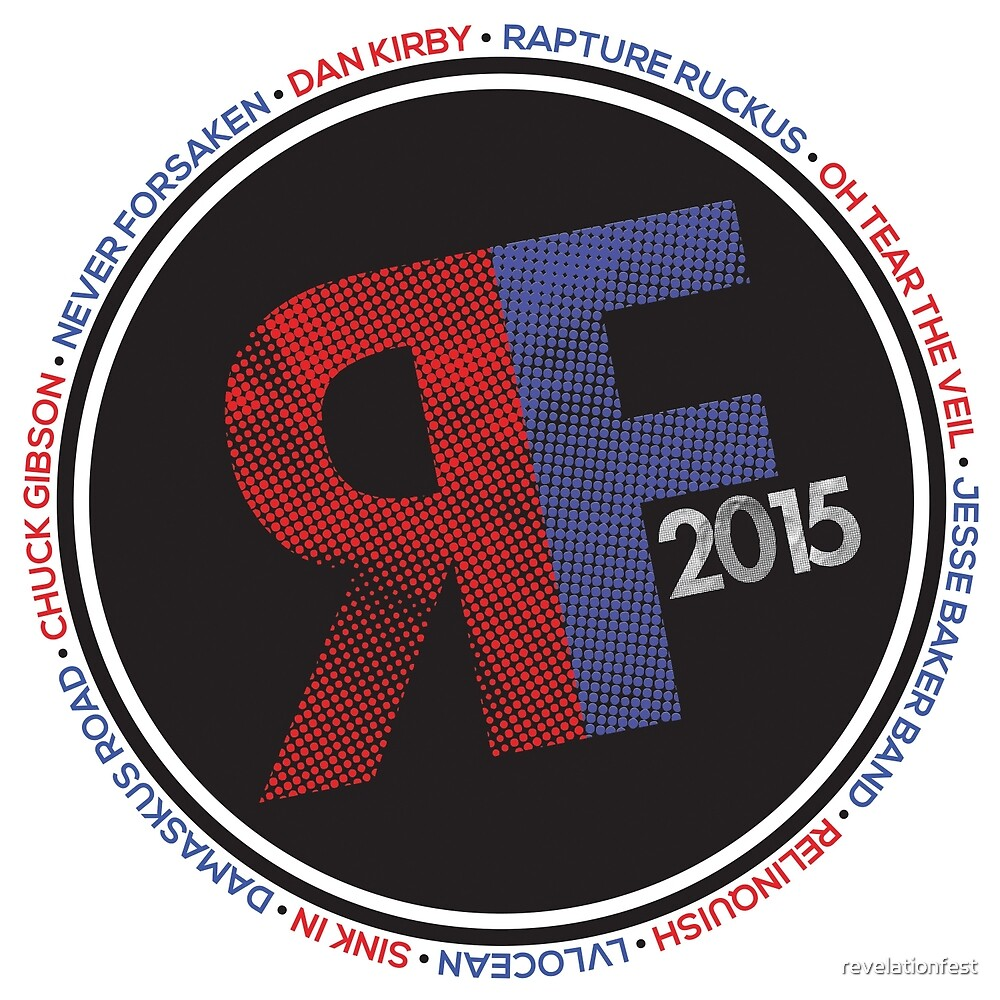 Revelation Festival 2015 Circle Shirt by revelationfest