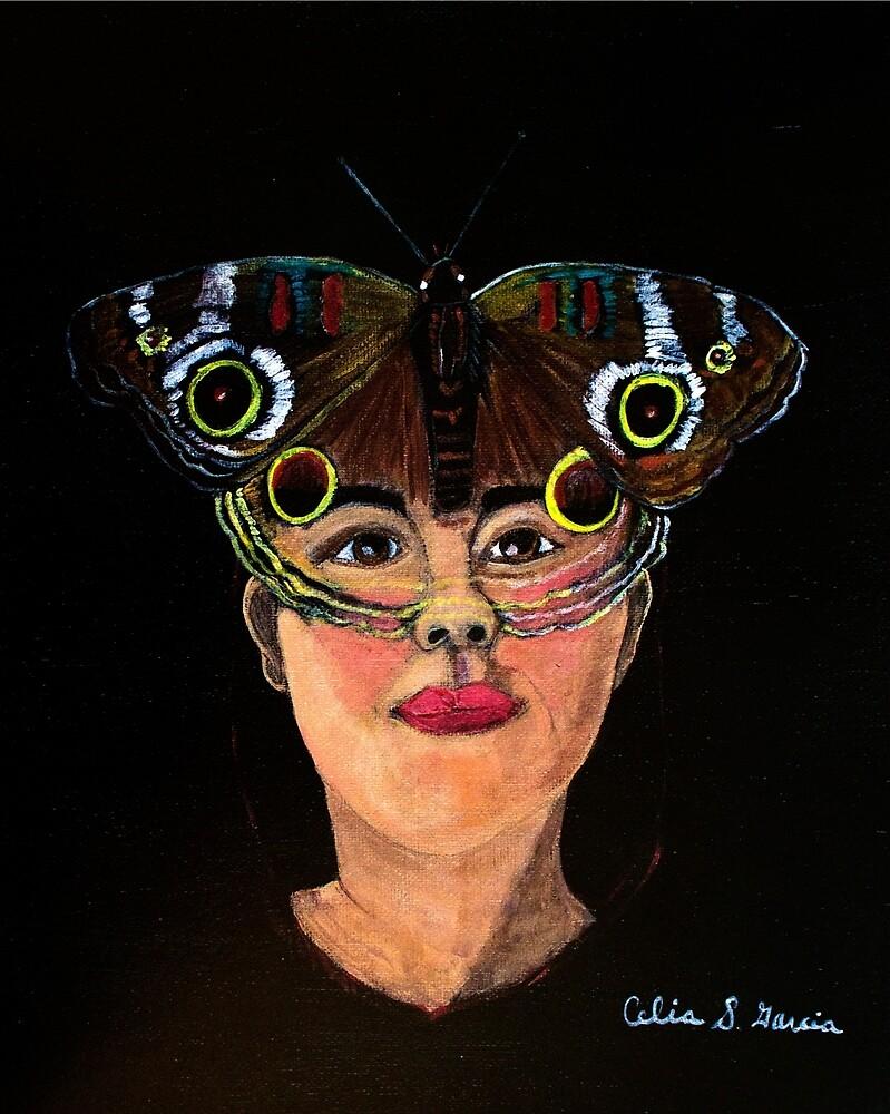 Butterfly Beauty by CeliaSGarciaArt