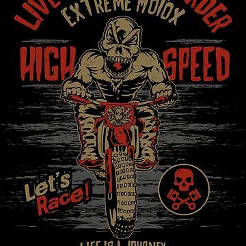 Motocross Dirt Bike Race Harder by offroadstyles