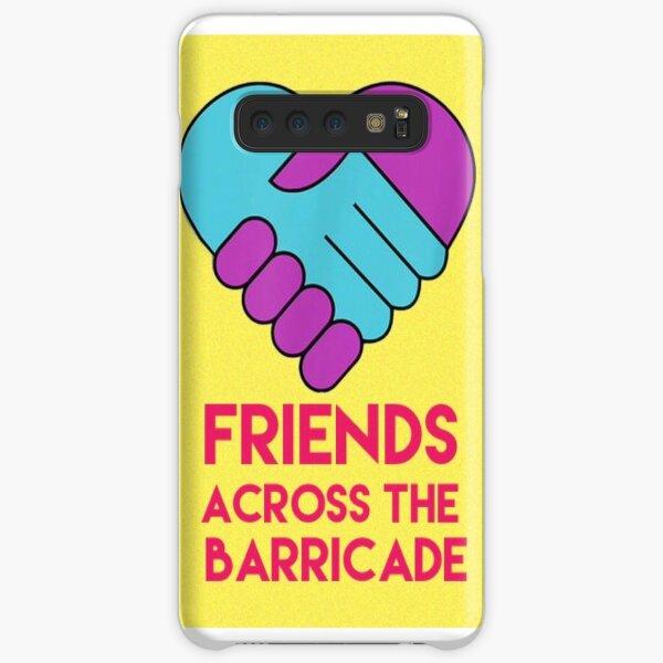 Derry Girls Friends Across the Barricade  Samsung Galaxy Snap Case