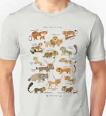 Wild Cats of India T-Shirt