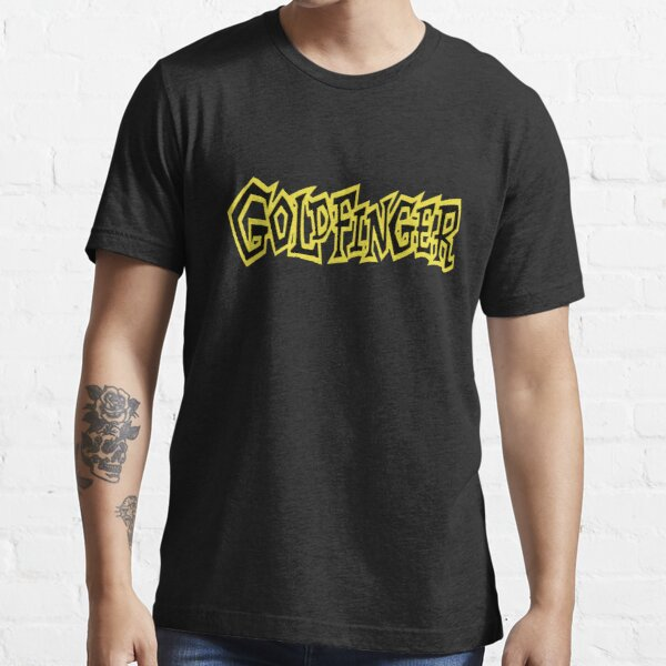 Goldener Punk Essential T-Shirt