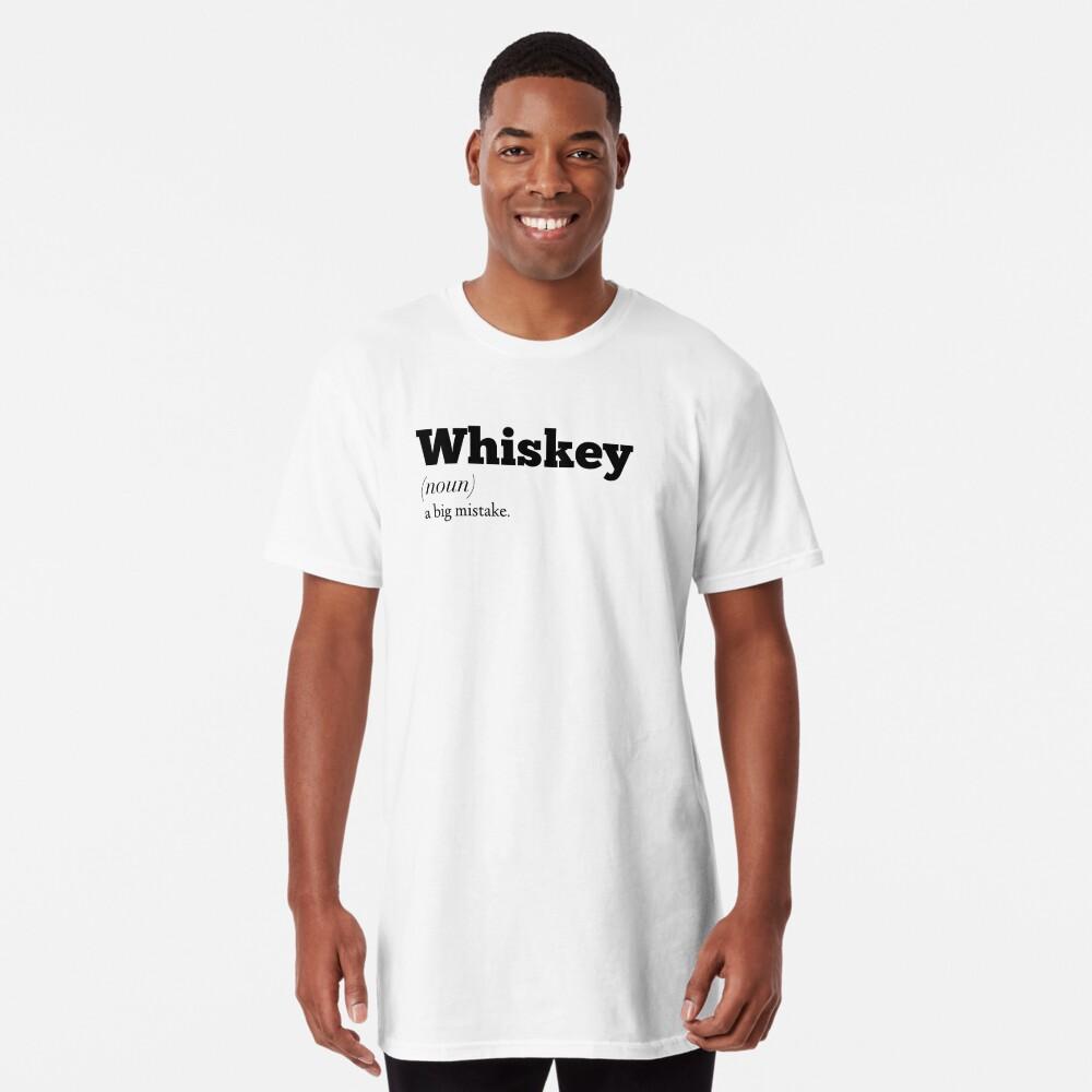 Die Definition von Whisky Longshirt