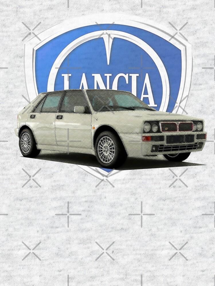 Lancia Delta HF Integrale by Automocion
