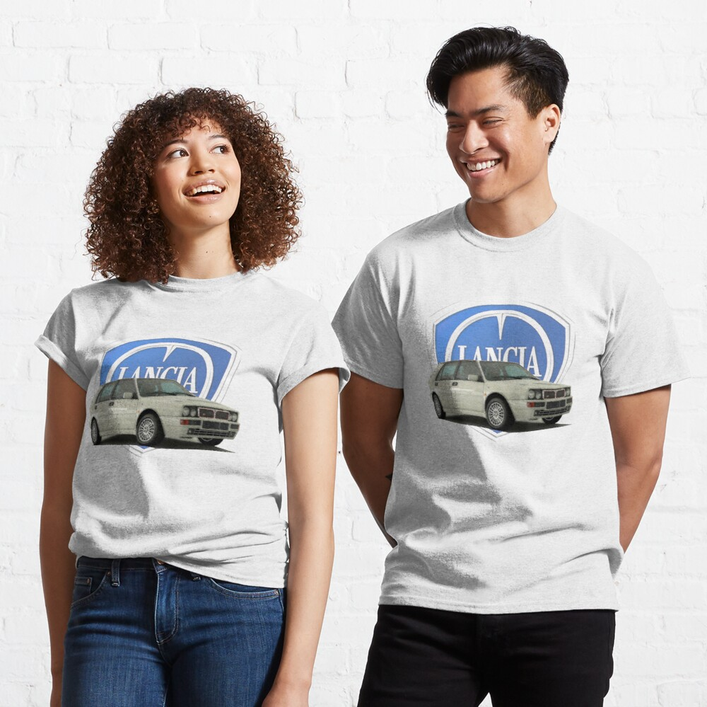 Lancia Delta HF Integrale Classic T-Shirt