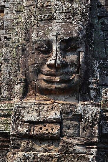 Angkor wat by Veronica Ek