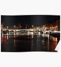 Lyon by night #6 Poster