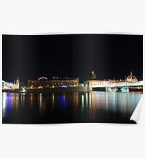 Lyon by night #8 Poster
