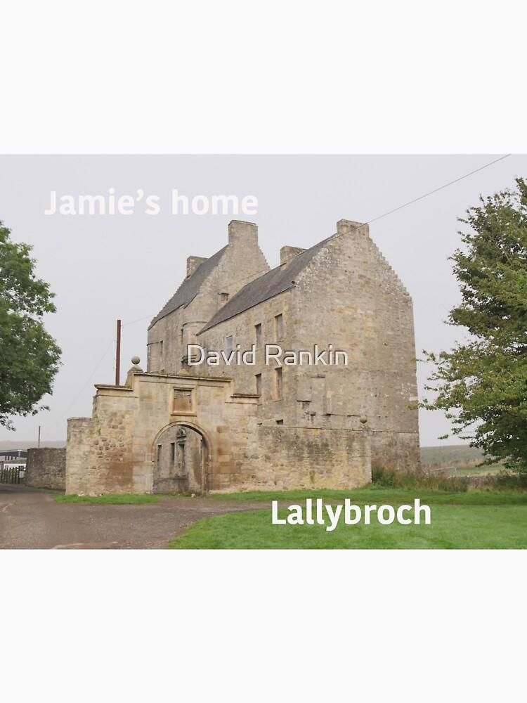 Jamie's home ... at Lallybroch by goldyart