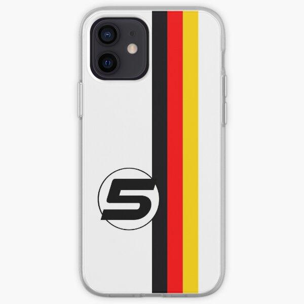 Vettel # 5 Coque souple iPhone