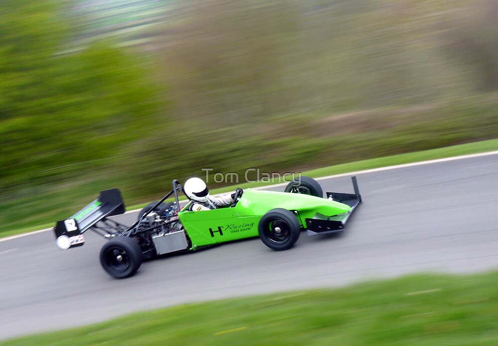 Prescott Speed Hill Climb - Nemesis HC92, Honda, 600cc by Tom Clancy