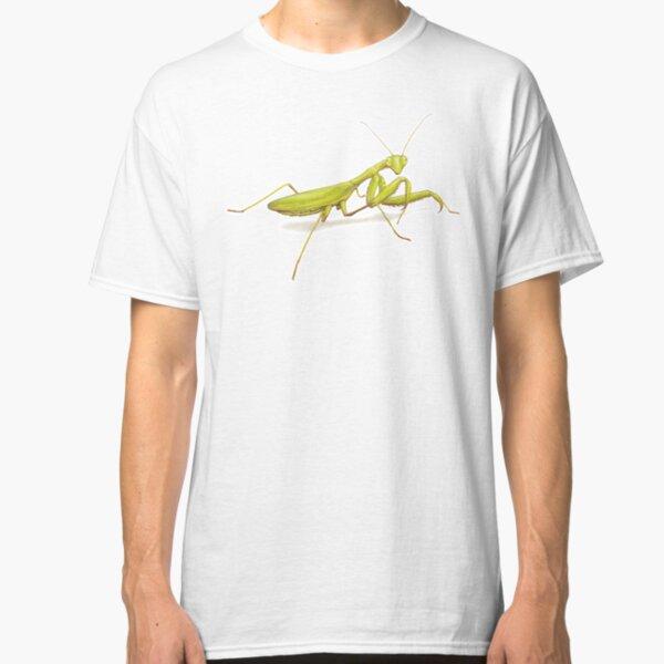 Praying Mantis Classic T-Shirt
