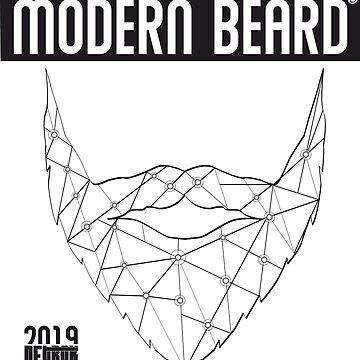 Modern Beard by netrok