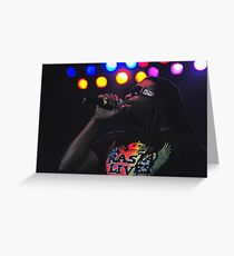 RAGGA MUFFINS 2010 Greeting Card