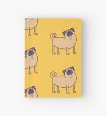 Pug Life Hardcover Journal