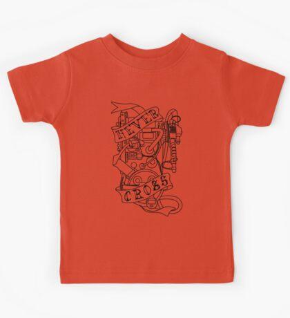 Never Cross (b) Kids Clothes