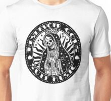 reservoir santa muerte w Unisex T-Shirt