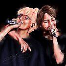 « V & Jimin BTS » par Niji-Ninjart