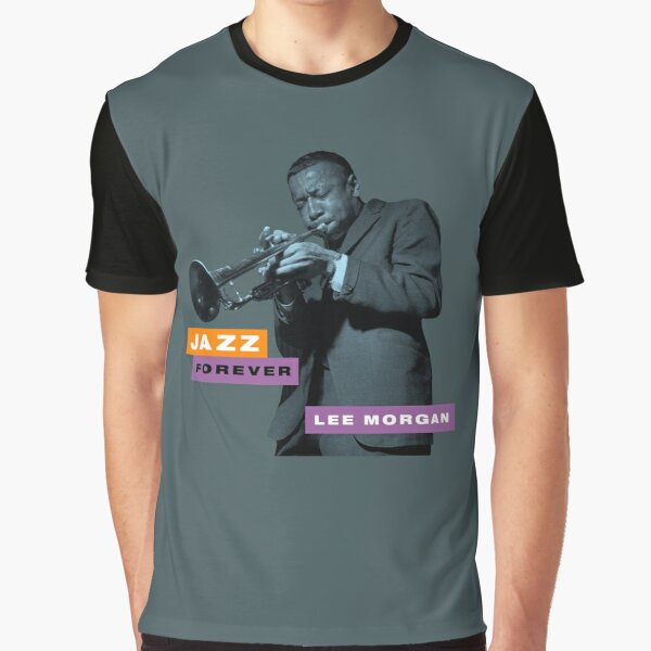 Jazz Forever - Lee Morgan Graphic T-Shirt