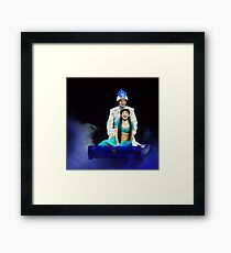 Magic Carpet Ride Framed Print