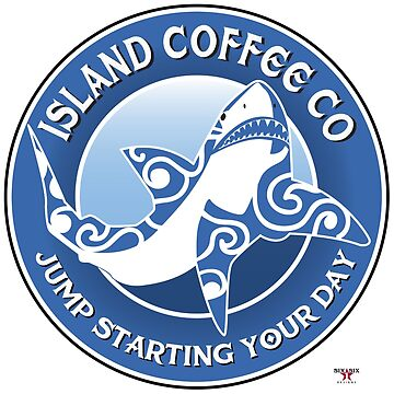 Island Coffee Co by evlwevl