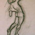 nude study 2 by emmaklingbeil