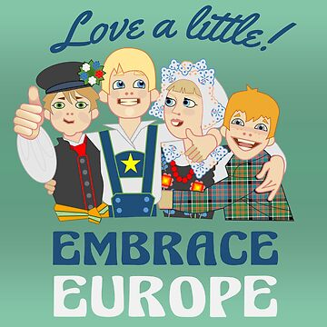 Children of Europe by Rigonis