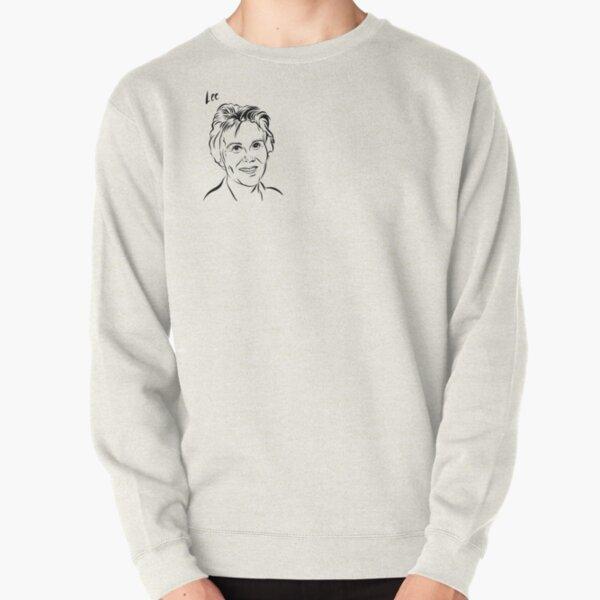 Harper Lee digital portrait. To Kill a Mockingbird Pullover Sweatshirt