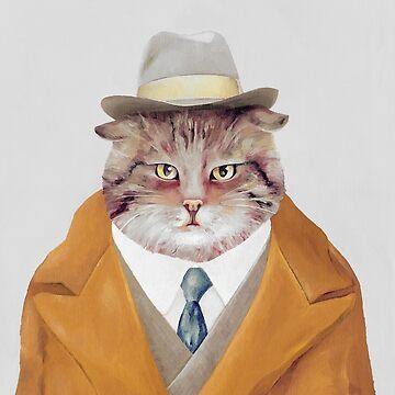 Cat Detective von AnimalCrew