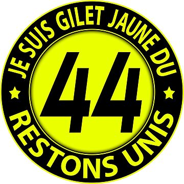 I'm Yellow Vest 44 by extracom