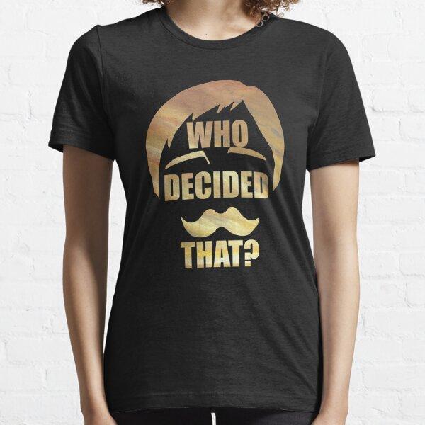 Escanor - Löwensünde des Stolzes der sieben Todsünden Essential T-Shirt