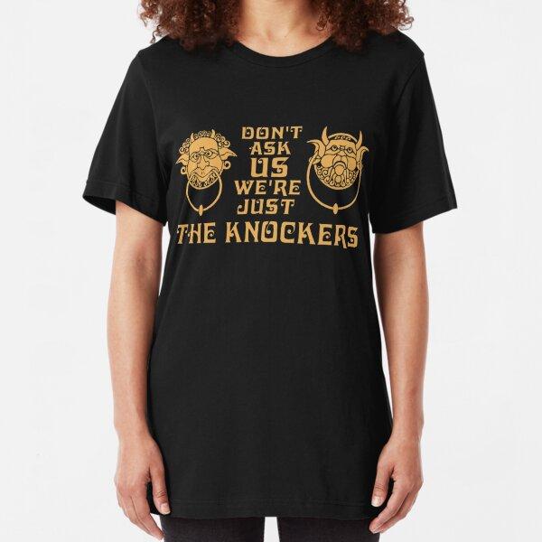 LABYRINTH KNOCKERS Slim Fit T-Shirt