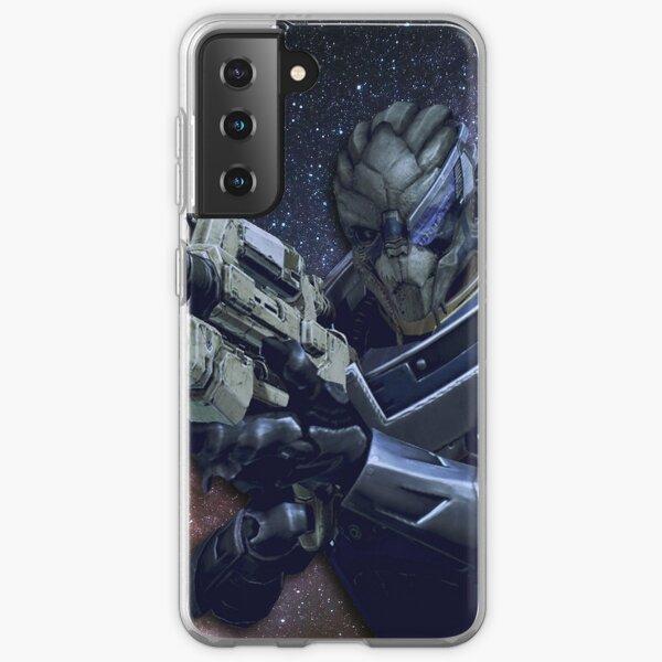 Garrus Vakarian Samsung Galaxy Soft Case