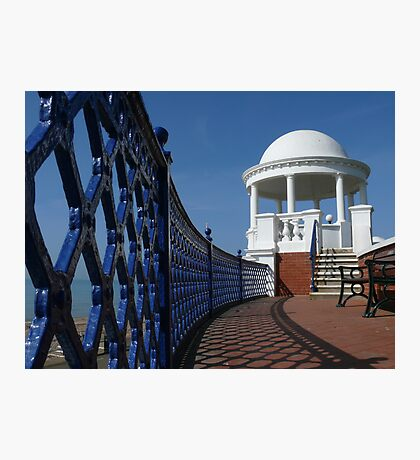 Bexhill in Blue Photographic Print