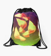 """ Zantedeschia "" Drawstring Bag"