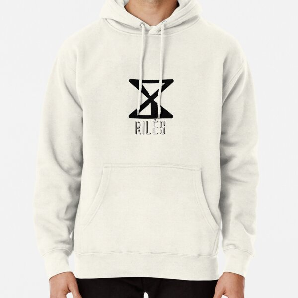 Rilès Time New Sunday Hourglass Pullover Hoodie