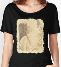 """Butterfly"" by John D Moulton Women's Relaxed Fit T-Shirt"