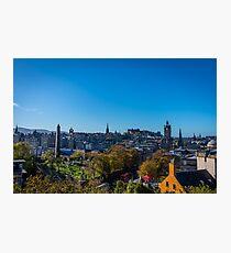 Edinburgh, Scotland Photographic Print