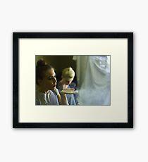 Seven Hundred Photos Framed Print