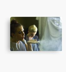 Seven Hundred Photos Canvas Print